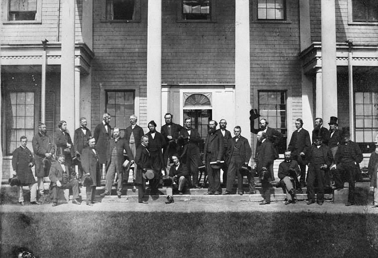 1ª conferência em Charlottetown