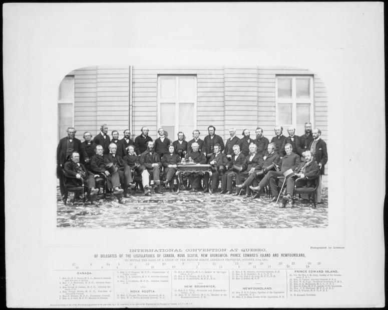 Conferência em Quebec