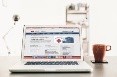 Imigração do Canadá pelo Express Entry