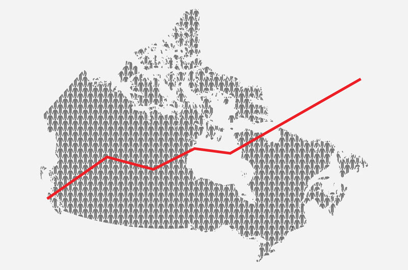 Canadá quer mais imigrantes: 450 mil por ano até 2021 ou 2025?