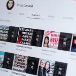 Vídeos sobre o Canadá