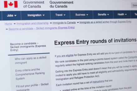 Pontuação Express Entry: retrospectiva e previsão dos primeiros cortes de 2018