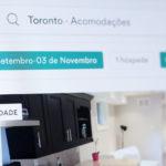 Quanto tempo de Airbnb reservar para morar no Canadá