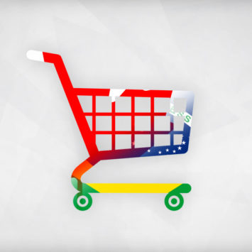 Canadá x Brasil: Comparação de preços de supermercado
