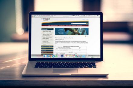 OINP: Novas páginas de updates de NOIs + Análise