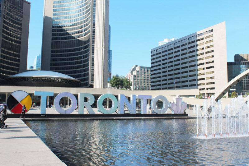 Viagem exploratória: Dia 2 – Toronto
