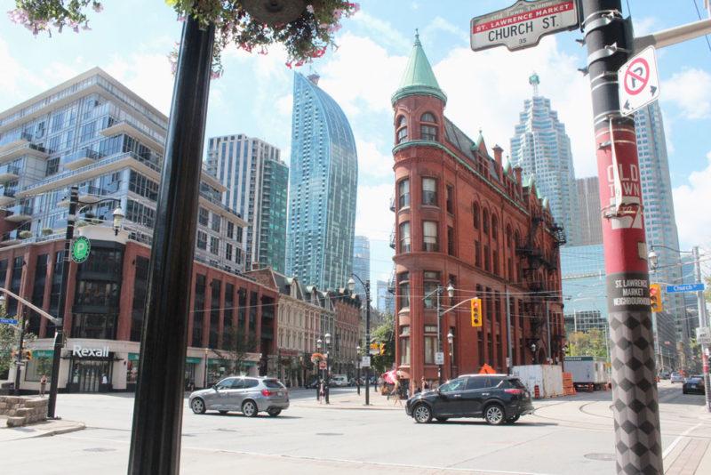 Viagem exploratória: Dia 1 – Toronto