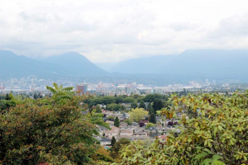 Viagem exploratória: Vancouver – Dia 1